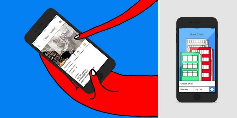 Book Cities: l'app che ti aiuta a trovare le librerie vicino a te