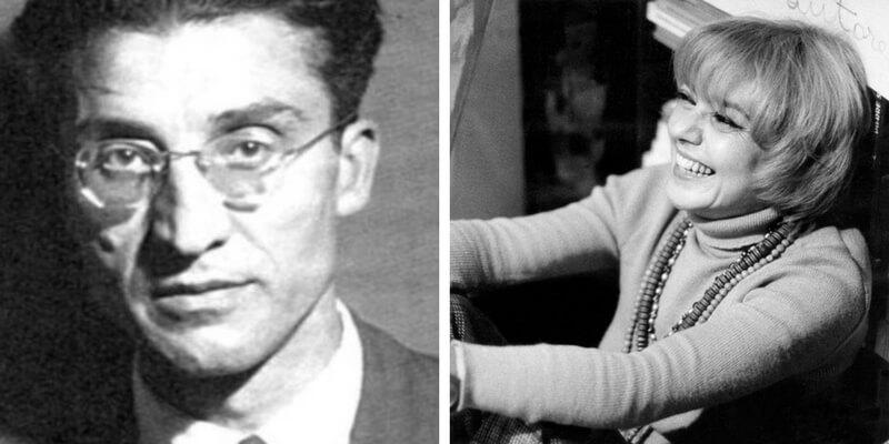 Cesare Pavese e Fernanda Pivano, l'amore non corrisposto