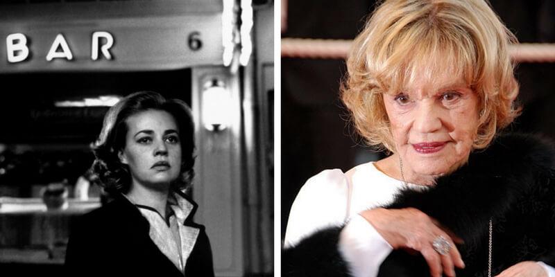 Jeanne Moreau, si è spenta l'icona del cinema francese