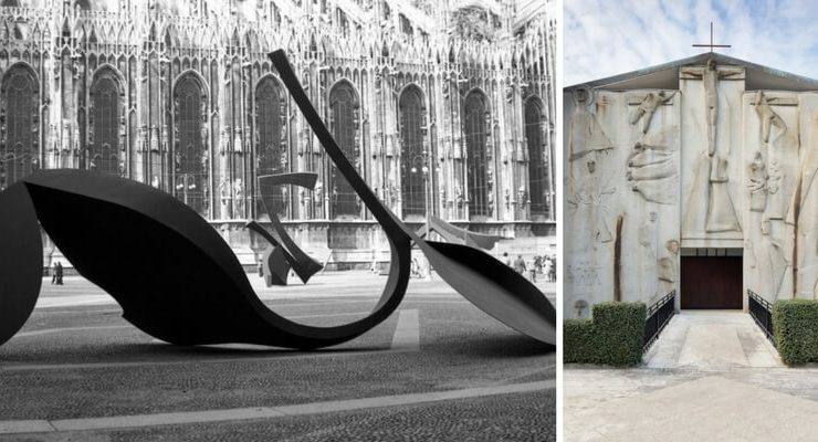 Milano omaggia attraverso una mostra l'arte di Carlo Ramous