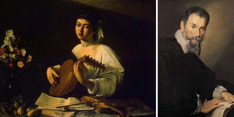 Una mostra a Cremona celebra le figure di Monteverdi e Caravaggio