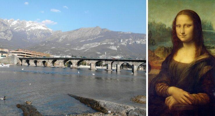 Lecco e il suo territorio fanno da sfondo alla Gioconda di Leonardo