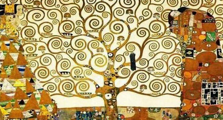 """La solitudine inquieta rappresentata nell'opera """"L'albero della vita"""" di Gustav Klimt"""