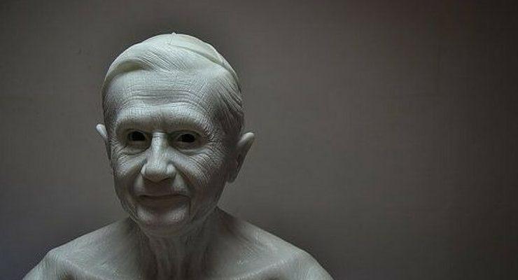Jago, lo scultore contemporaneo sulle orme di Michelangelo
