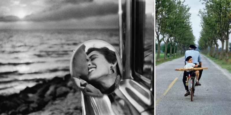 In mostra a Forlì gli scatti in bianco e nero e a colori di Elliott Erwitt