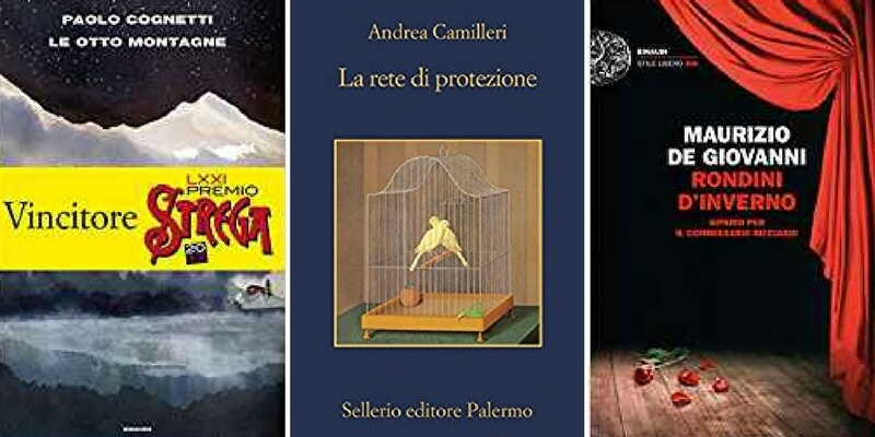 Classifica libri più venduti. Paolo Cognetti riconquista il primo posto