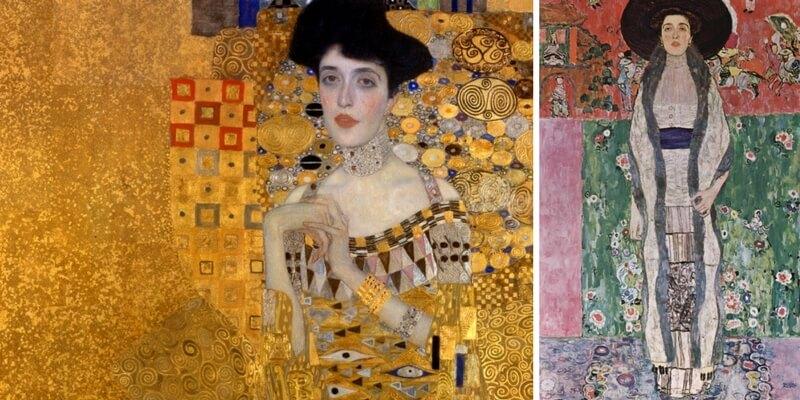 Adele Bloch-Bauer, la misteriosa musa di Gustav Klimt
