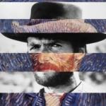 I mashup di Luigi Tarini | Luigi Tarini - Van Gogh's Self Portrait & Clint Eastwood (1)