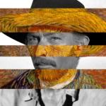I mashup di Luigi Tarini |   Luigi Tarini - Van Gogh's Self Portrait and Lee Van Cleef