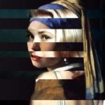 I mashup di Luigi Tarini | Luigi Tarini - Vermeer's Girl with a Pearl Earring & Grace Kelly