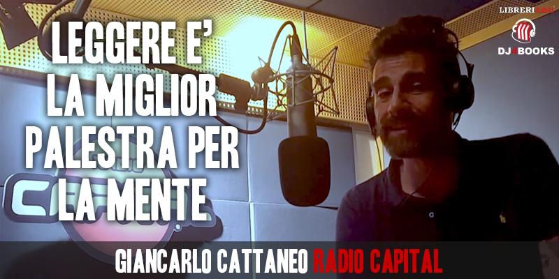 """Giancarlo Cattaneo, """"Leggere è la migliore palestra per la mente"""""""