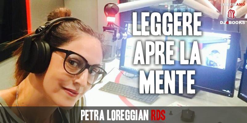"Petra Loreggian, ""Un libro non finisce mai"""
