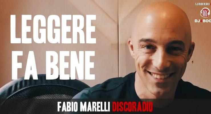 """Fabio Marelli, """"Leggere è un ottimo compagno di viaggio"""""""