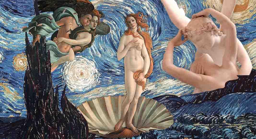 Le 10 opere preferite dagli amanti dell'arte