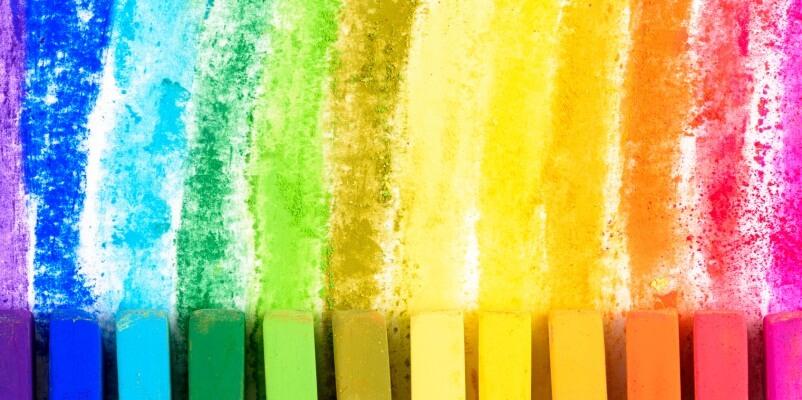 8 curiosità incredibili che non sapevate sui colori