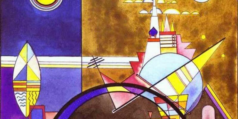 L'astrattismo spirituale di Kandinsky in mostra a Reggio Emilia