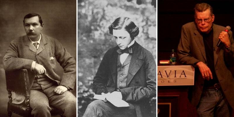 10 scioccanti curiosità legate ad importanti autori (parte 2)