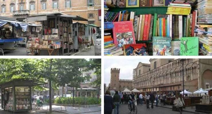 Libri usati e dove trovarli: i migliori mercatini del libro in Italia
