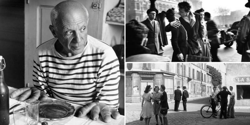 Gli scatti di Robert Doisneau in mostra a Lucca