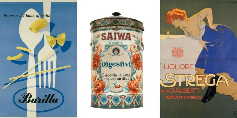 In mostra a Parma la storia della pubblicità italiana