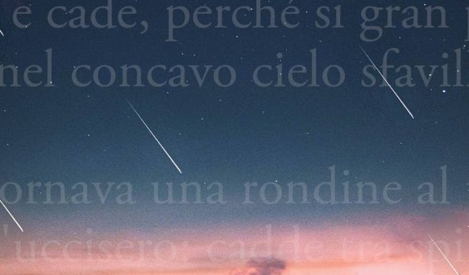 san lorenzo x agosto dieci giovanni pascoli