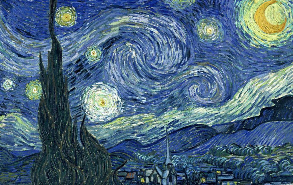 van gogh notte stellata e1452697917134