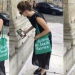 """Il 18 settembre si terrà un'iniziativa chiamata """"Hide a book day"""" e avrà per testimonial Emma Watson, la protagonista di Harry Potter"""