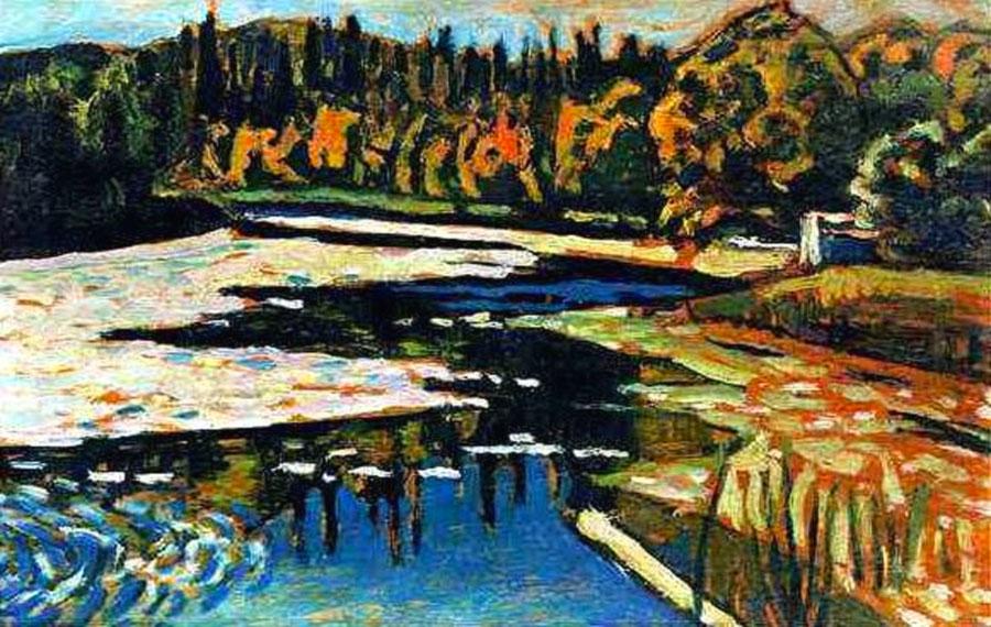 Fiume-d-autunno-Kandinsky