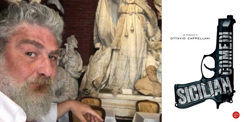 """Ottavio Cappellani, """"Vivo a Catania, ma non ci abito"""""""