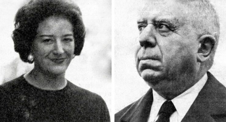 Eugenio Montale e Maria Luisa Spaziani, l'amore dell'Orso e la Volpe