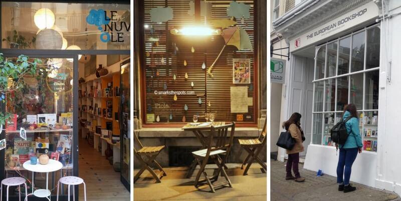 Le dieci librerie italiane in giro per il mondo
