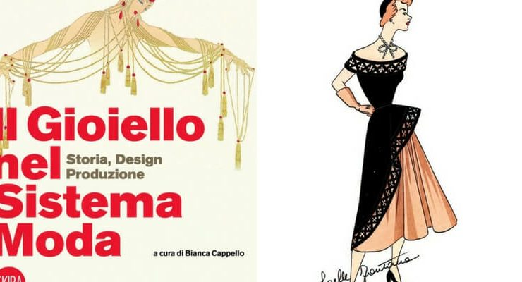La relazione tra gioiello e abito raccontata nel libro di Bianca Cappello