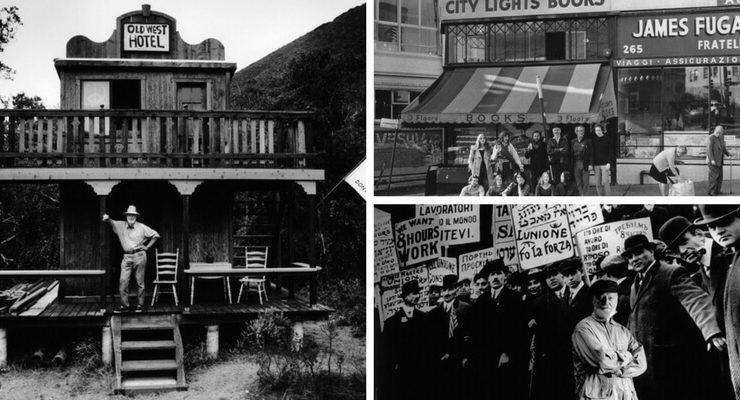 Beat generation, ribellione e poesia nella mostra dedicata a Lawrence Ferlinghetti