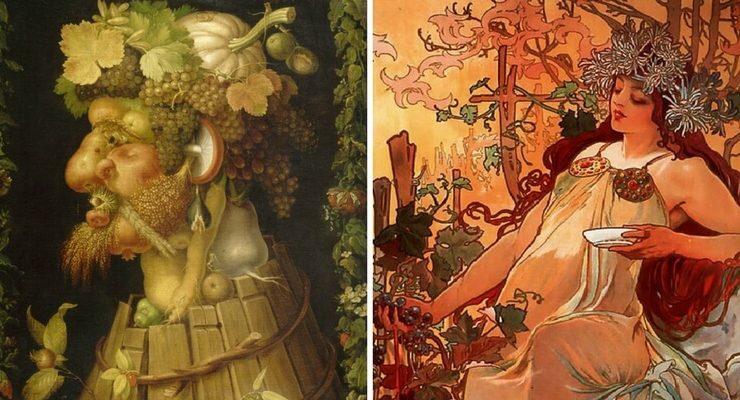 5 opere d'arte che evocano l'autunno