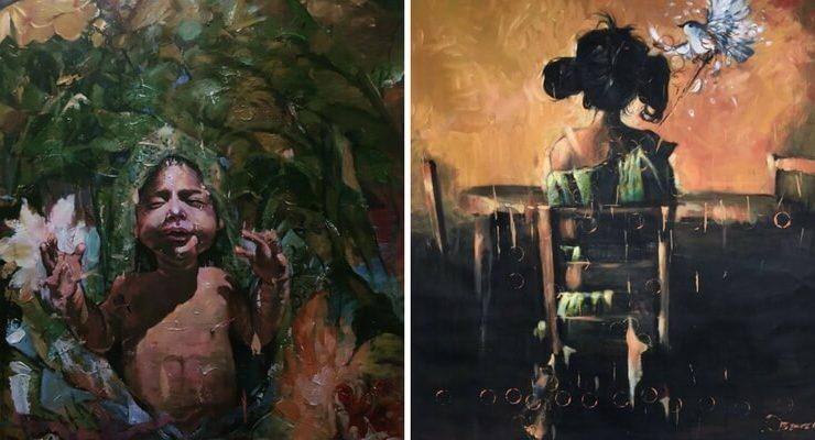 L'autismo visto con gli occhi dell'artista Ben Chong