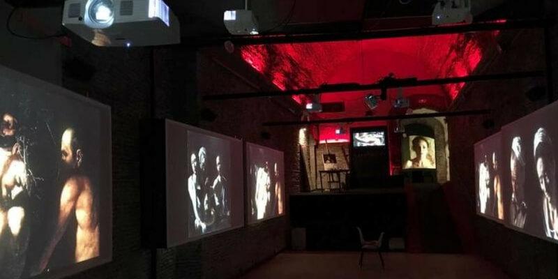 Le opere pittoriche di Michelangelo Merisi in mostra a Roma