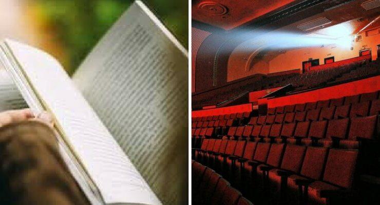 I libri che i lettori vorrebbero vedere sul grande schermo