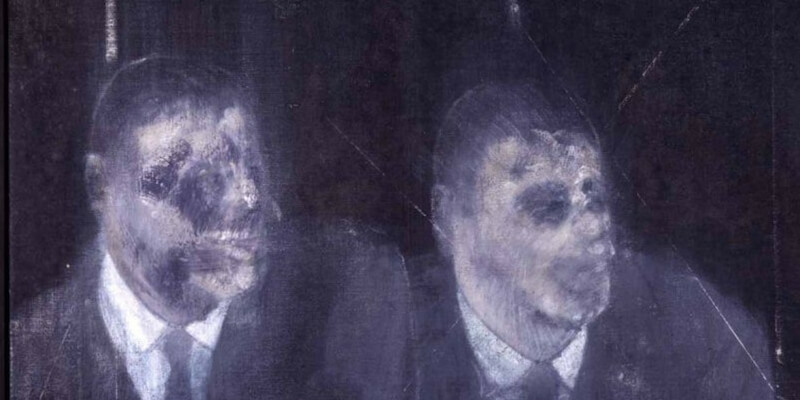 "Arriva a Parma il dipinto ""Two Americans"" di Francis Bacon"