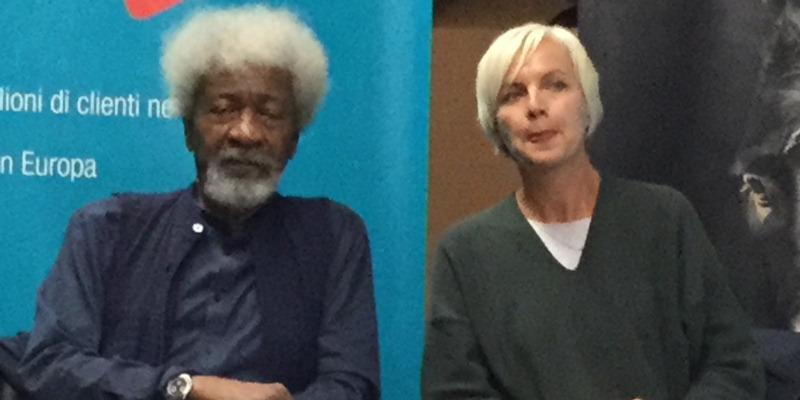 """Il Premio Nobel Wole Soyinka """"Sui migranti occorre un dialogo tra Africa e Europa"""""""