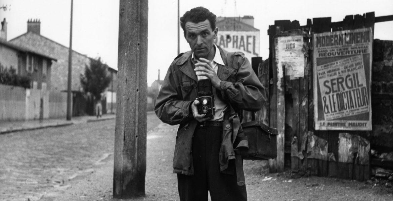 Robert Doisneau, Autoportrait Robert Doisneau, 1949 @ Atelier Robert Doisneau