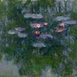Claude Monet | Claude Monet (1840-1926)   Ninfee  , 1916-1919   Olio su tela, 130x152 cm   Parigi, Musée Marmottan Monet   © Musée Marmottan Monet, paris c   Bridgeman-Giraudon / presse
