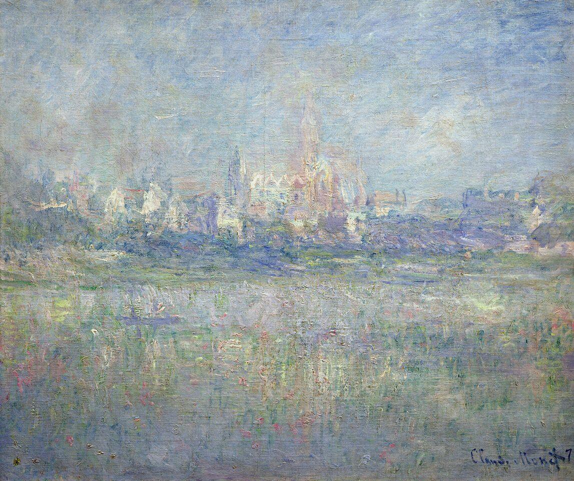 Claude Monet (1840-1926) Londra. Il Parlamento. Riflessi sul Tamigi, 1905 Olio su tela, 81,5x92 cm Parigi, Musée Marmottan Monet © Musée Marmottan Monet, paris c Bridgeman- Giraudon / presse