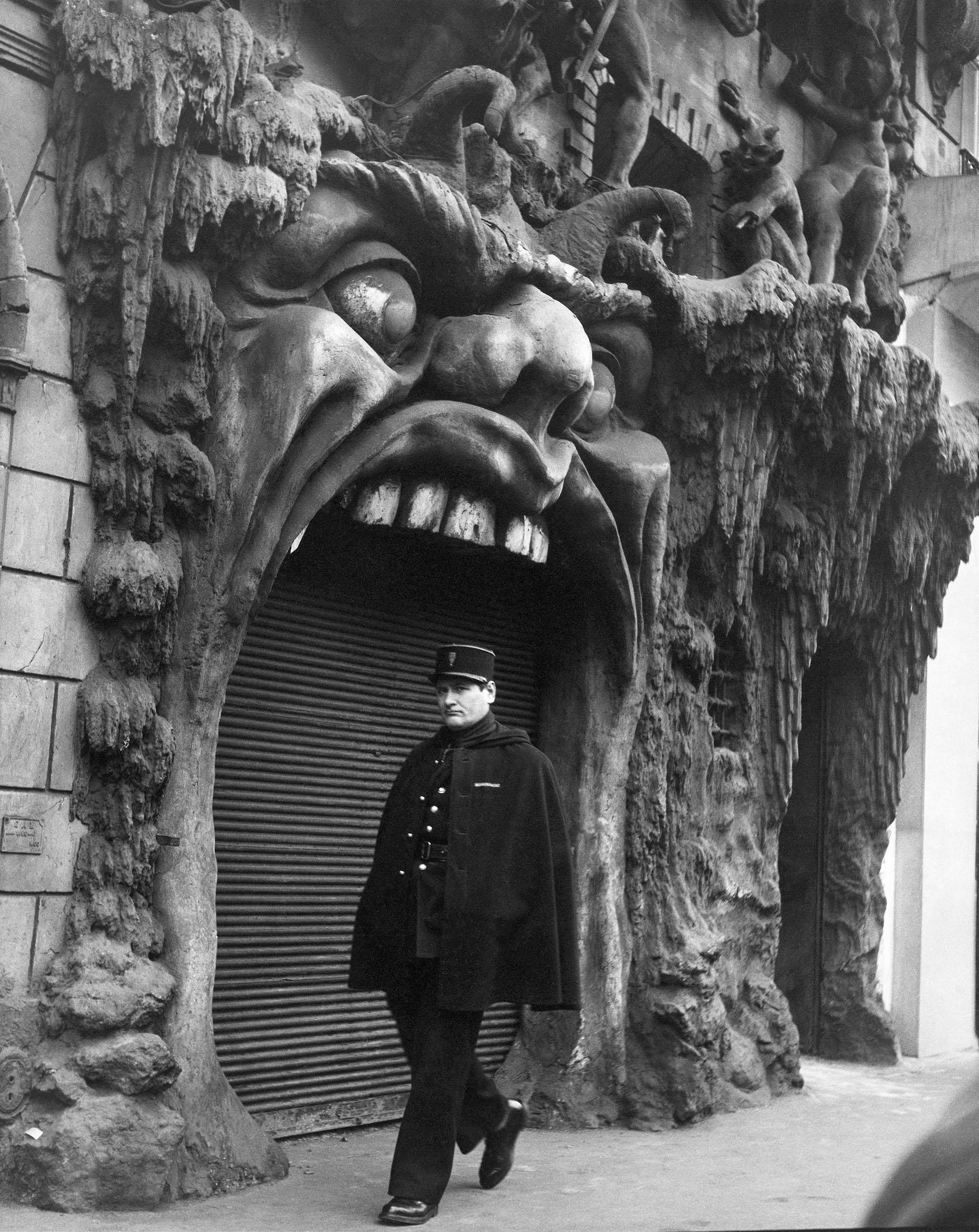 Robert Doisneau, L'enfer, Paris 1952 @ Atelier Robert Doisneau