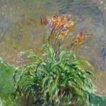 Claude Monet | Claude Monet (1840-1926)   Emerocallidi  , 1914-1917   Olio su tela, 150x140,5 cm   Parigi, Musée Marmottan Monet   © Musée Marmottan Monet, paris c Bridgeman-  Giraudon / presse