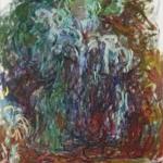 Claude Monet | Claude Monet (1840-1926)   Salice piangente  , 1921-1922   Olio su tela, 116x89 cm   Parigi, Musée Marmottan Monet   © Musée Marmottan Monet, paris c   Bridgeman-Giraudon / presse