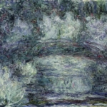 Claude Monet | Claude Monet (1840-1926)   Il ponte giapponese  , 1918-1919   Olio su tela, 74x92 cm   Parigi, Musée Marmottan Monet   © Musée Marmottan Monet, paris c Bridgeman-  Giraudon / presse