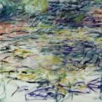 Claude Monet | Claude Monet (1840-1926)   Ninfee  , 1917-1919   Olio su tela, 100x300 cm   Parigi, Musée Marmottan Monet   © Musée Marmottan Monet, paris c   Bridgeman-Giraudon / presse