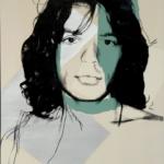 Andy Warhol. L'Arte di essere famosi | ANDY WARHOL Cow,1971. Serigrafia su carta da parati Ed.100 esemplari ca.,Warhol al Whitney Museum of American Art ,NY1 maggio 1971_preview
