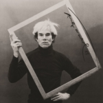 Andy Warhol. L'Arte di essere famosi | ANDY WARHOL, cover originale album Dancing in Heaven di Walter Stading (1982) bn_preview