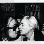 Andy Warhol. L'Arte di essere famosi | ANDY WARHOL e SALVADOR DALI', foto di Christofer Makos (New Yorl, 1964).jpg_preview